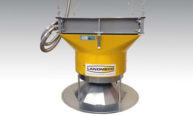 LANDMECO Calori-Air heating system