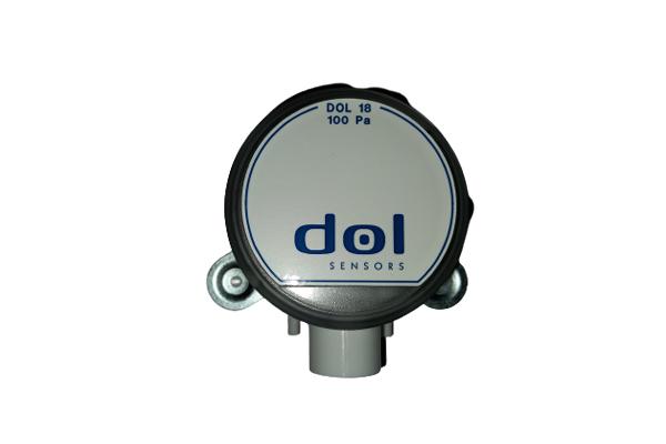 DOL 18 Electronic Sub-Pressure gauge