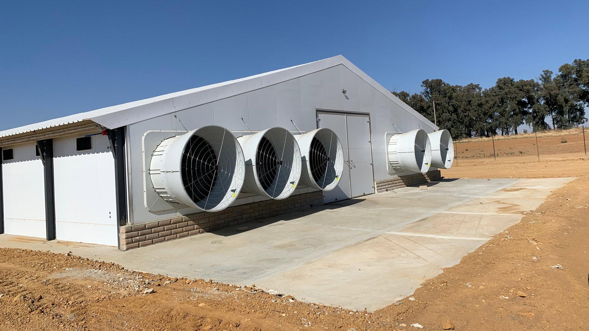 dynamic automation ventilation